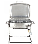 Outdoors Unlimited RVAD650 Stainless Steel RV LP Gas Grill