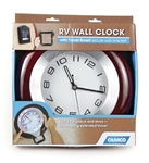 Camco 43781 RV Wall Clock