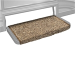 Prestofit Wraparound +Plus RV Step Rug, Brown - 20""