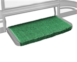 Prestofit Wraparound +Plus RV Step Rug, Green - 20""