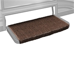 Prestofit Wraparound +Plus RV Step Rug, Espresso - 20""