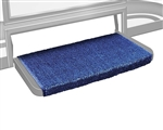 Prestofit Wraparound +Plus RV Step Rug, Imperial Blue - 20""