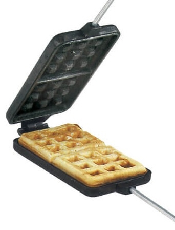 Rome Industries 1405 Cast Iron Waffle Iron