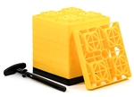 Camco 44512 RV FasTen Leveling Blocks