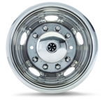 Dicor Corp 19.5˝ x 6.75˝ 8 lug, 5 Hand Hole Single Front Versa-Liner - 1999-2002, Ford Super Duty