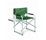 Camco 51801 Director's Chair Green Swirl