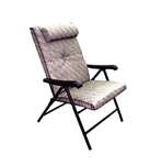 Prime Products 13-3371 Plus Folding Chair, Harringbone