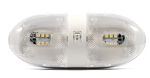 Camco LED Double Dome RV Light Kit