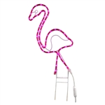 Mings Mark 8080106 LED Pink Flamingo 2' 120V ac