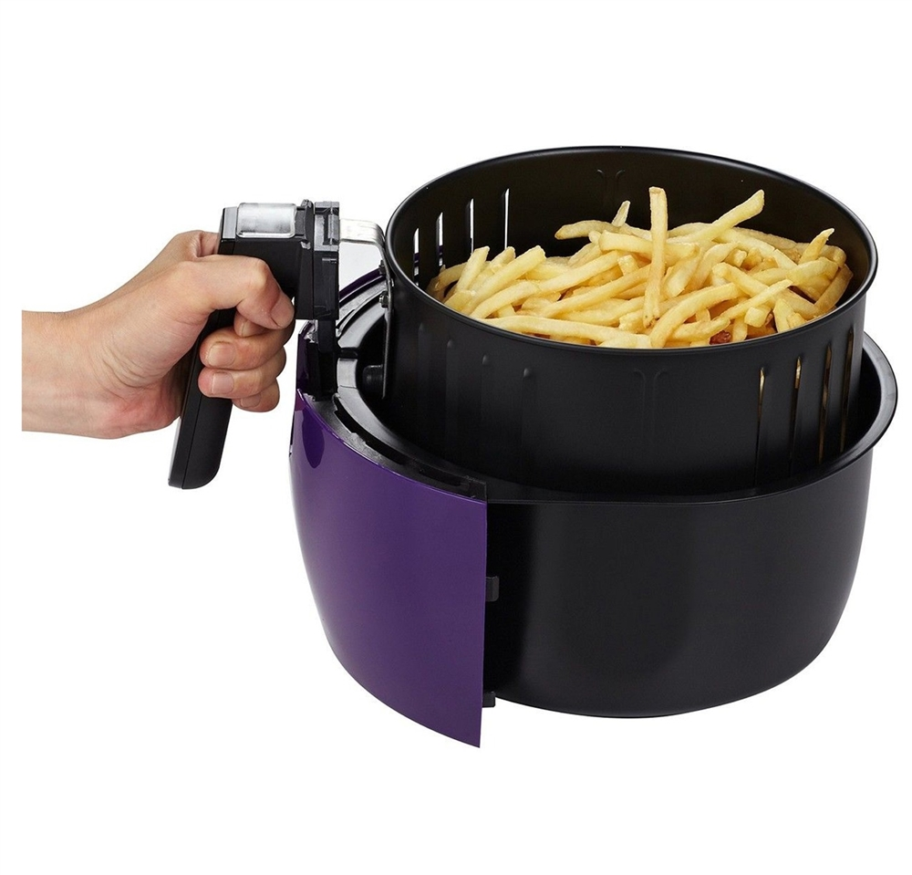 Gowise usa gw22643 electric air fryer with touch screen for Gowise usa