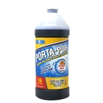 Walex PPORQT1 Porta-Por Liquid Holding Tank Treatment - 32 Oz