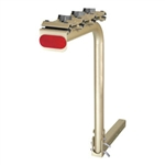 Curt MFG 1801909 Single Arm Bike Rack Gold