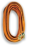 Voltec 05-00342 SJTW 50' Outdoor RV Extension Cord W/ Lighted End