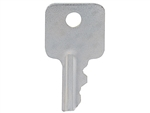 RV Designer B190 Old Style Replacement Key For Hatches