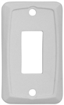 Valterra DG158VP Single Switch Wall Plate - Ivory
