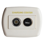 Diamond Group 12 Volt USB Combo Charger