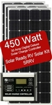 Zamp Solar 450 Watt 30 Amp Solar Ready Rv Kit