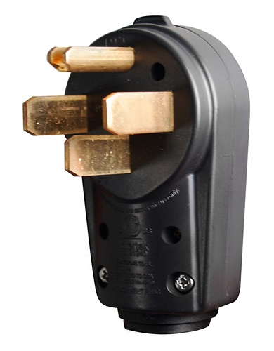 AP Products 16-00578 Replacement Plug Connector - Male - 50 Amp