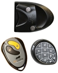 Mobile Outfitters Keyless RV Door Lock - Black