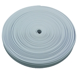 "AP Products 011-349 RV Trim Molding Insert - 7/8"" x 25' Polar White"