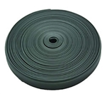 "AP Products 011-351 RV Trim Molding Insert - 7/8"" x 25' Black"
