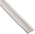 "RV Designer E330 Narrow Insert Trim - 3/4"" x 25' - White"