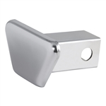 "Curt 1 1/4"" Steel Hitch Tube Cover - Chrome"