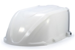 Camco 40446 XLT RV Roof Vent Cover II - White