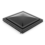 Camco 40172 Replacement Vent Lid for Pre 1994 Old Elixir Style - Black Polycarbonate