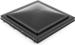 Camco 40174 Replacement Vent Lid for Pre 1994 Jensen W/ Pin Hinge - Black Polypropylene