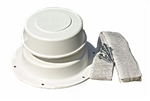 "Camco Replace-All RV Plumbing Vent Cap 1"" to 2-3/8"""