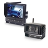 "VisionStat MA-BCKG-1IR7 Single Camera System with 5.6"" Wireless Monitor"