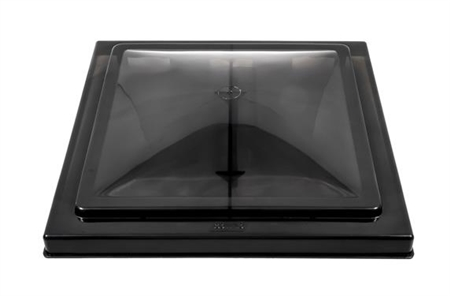 Camco 40165 Replacement Vent Lid for Pre 1994 Elixir - Smoke Polycarbonate