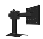 MOR Ryde TV40-001H-S Short Slide-out & Swivel Base TV Mount