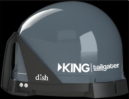 King Vq4500 Tailgater Satellite Tv Antenna