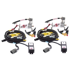Air Lift 25430 Smartair Automatic Leveling Air System - Dual Sensor