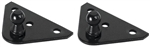 RV Designer G815 Flat Gas Prop Bracket - 2 Pack