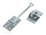 "RV Designer E218 6"" Metal T-Style Door Holder"