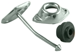 RV Designer E257 Angled Entry Door Holder, 4-3/4""