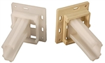 RV Designer H306 Small C-Shaped Drawer Slide Sockets