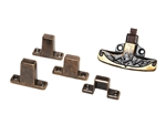 RV Designer H245 Positive Door Latch, Multi-fit