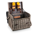 Picnic Time Kabrio Wine and Cheese Basket - Anthology Collection