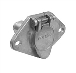 Pollak 11-404 4 Way Round Metal Socket