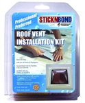StickNBond Roof Vent Installation Kit