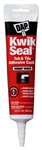 Kwik-Seal Tub & Tile Caulk
