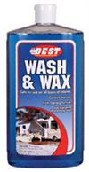 Best 60032 Wash & Wax, 32 oz.