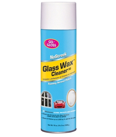 19 oz No Streek Glass Cleaner