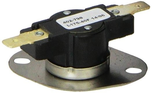 Suburban 231630 Furnace Limit Switch For Sf 25  30  35