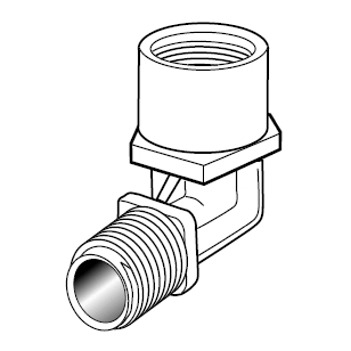 Thetford 19617 Aria Water Connection Fitting