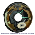 "Pro Series 10"" Electric Trailer Brake Assembly - Left"